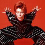 David Bowie @ Hero Mix