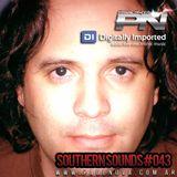Paul Nova - Southern Sounds 043 (November 2012) DI FM