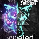 Alvaro & MERCER vs. Dyro - Welcome To The Leprechauns & Unicorns (Hardwell Mashup) (BakaYuka Reboot)