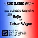 SOS Radio w/ Sofie & Caesar - 23rd May 2017