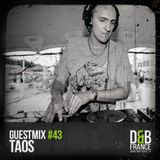 DnB France Guest mix #43 (January 2014)