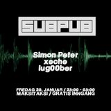 lug00ber warm up set @ SubPub 2017-01-20