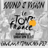 SOUND & VISION With David Augustin 23.7.17 CINEMA FRANCAIS PT2