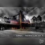SAKEL - Techno Lab vol. 5
