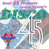 Portobello Radio Soul 45 presents Jason Nixon's Disco 45 EP7.