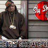 E-40 MIXSHOW! BLOCK BROCHURE BANGERS! DJ MOTIVE! BAY SLAPS!!!!! [TheSlyShow.com]