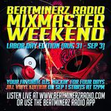 DJ EMSKEE 2HOUR SET ON THE BEATMINERZ RADIO LABOR DAY MIXMASTER WEEKEND 2018 (HOUSE & DISCO) 9/2/18