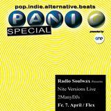 "Soulwax Nite Versions LIVE & 2 Many DJ's at ""Panic"" @ Flex Club (Vienna - Austria) - 7 April 2006"