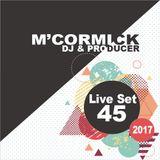 McCormick - Live Set # 45