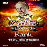 11.10.2014 - Trancefusion The Legends - Rank 1