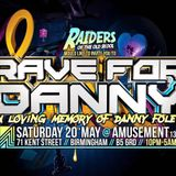 DJ Pilgrim & Mc Man Parris @ 'Rave for Danny' Raiders of the oldskool 20/5/2017