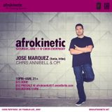 AFROKINETIC Summer 2016 Warm-Up Mix w/ OP!