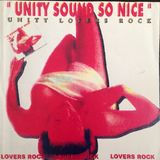 Throwback - Unity Sound - Unity Sound So Nice - Lovers Rock Mix 1999