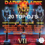 DJ Rap - Dance Planet - Detonator VII (23rd June 1995) - Side A