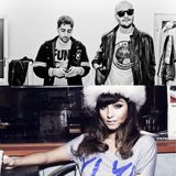 Crookers & Yasmin  - Diplo & Friends on BBC 1Xtra (06-03-2012)