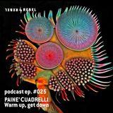 Rebel #025 – Painè Cuadrelli – Warm up, get down