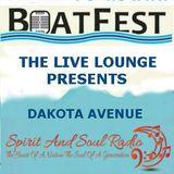 "THE BOATFEST LIVE LOUNGE SESSIONS 2016 PRESENT THE ""DAKOTA AVENUE"""
