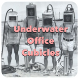 Underwater Office Cubicles
