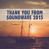 Mr Scruff, Alexander Nut, Fatima & Chunky, Soundwave Croatia 2015
