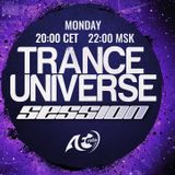 VIC - Trance Universe Session 002 (Genix Guest Mix)