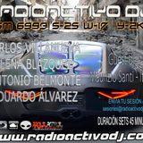 RADIOACTIVO DJ 17-2017 BY CARLOS VILLANUEVA