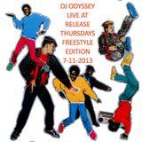 Release Thursdays Freestyle Edition 7-11-2013