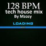 128 BPM Tech House Mix By Mzozy 2015