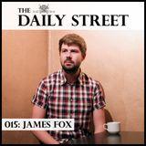 015: James Fox