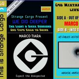 Marco Tiara's Full Cassette for We Dig Deeper, the light and dark sessions from 14.09.19
