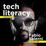 Fabio Salerni - Tech Literacy Radio Show 047