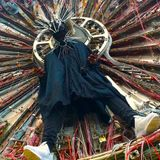 The Art In Brighton Show - Lighthouse Gallery - what do CERN and Grime have in common?