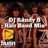 DJ Randy B's Hair Band Mix