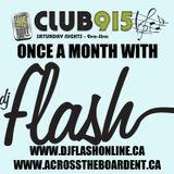 DJ Flash-Club 915 Aug 30 2014