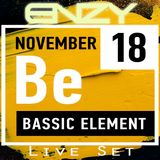 ENZY - Live Set @ Bassic Element (Wunder Bar, Moscow 18.11.17)