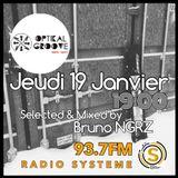OPTIKAL GROOVE Music Show #17.01.19 w/ Ta-Ku, Laura Misch, Alphabets Heaven, Kon, Quantic, Steve ...