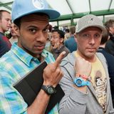 KRAFTY KUTS AND DYNAMITE M.C. pre. show interview with Redbird Jnr.