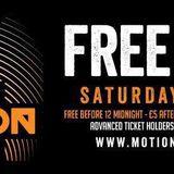 Mix from Motion Mega Rave September
