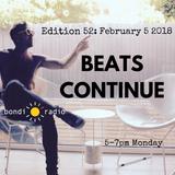 Beats Continue - Edition 52: 5/2/2018