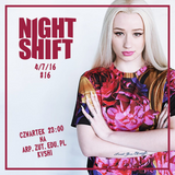 Night Shift ARP 4/7/16 [#16]
