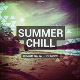 Dj Edward Galan & Dj Faddy - Summer Chill 2017