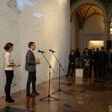 burningDOWNtheHOUSE63; Jan Press a Michaela Banzetová/Moravská galerie v Brně