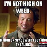High on Weed