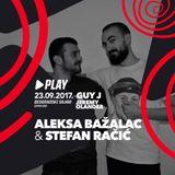 Bazalac & Racic Intro Set @Drugstore w/ Guy J, Jeremy Olander, Last 95 & Zwein