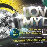 Deejay RT@2014.01.11.Session Mix - I Love My Dj (Progressive House)