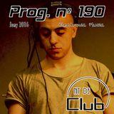 NIT DE CLUB #190 (Juny 2016) [Carmelo Gargaglione]