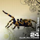 Club du Monde @ Canada - El Timbe - nov/2010