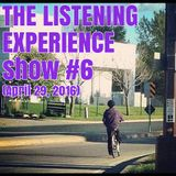 The Listening Experience podcast #6 (Ecnirp)