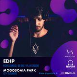 EdiP live at TechnoParty Mogosoaia 13.10.2018