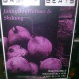 ShiKung at The Black Cat all 7s Reggae Vinyl Set June 25 2014