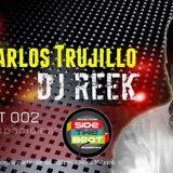 SPACE - DJ GUEST 002 Reek - 04Sep2015